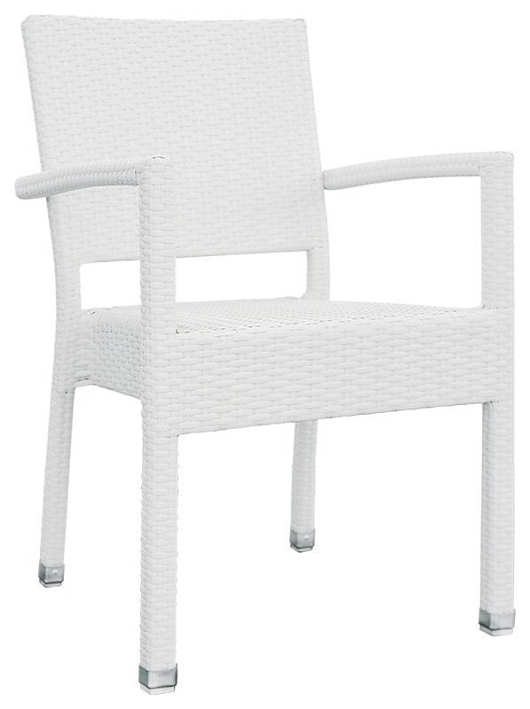 M0149 fauteuil tress le mobilier du pro - Fauteuil tresse resine ...
