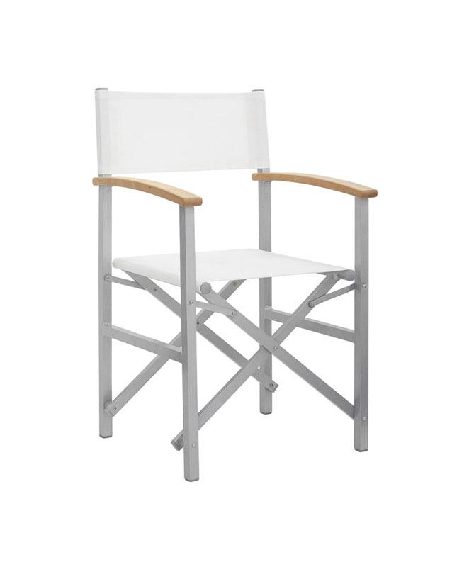 Chaise Metal Exterieur M0688