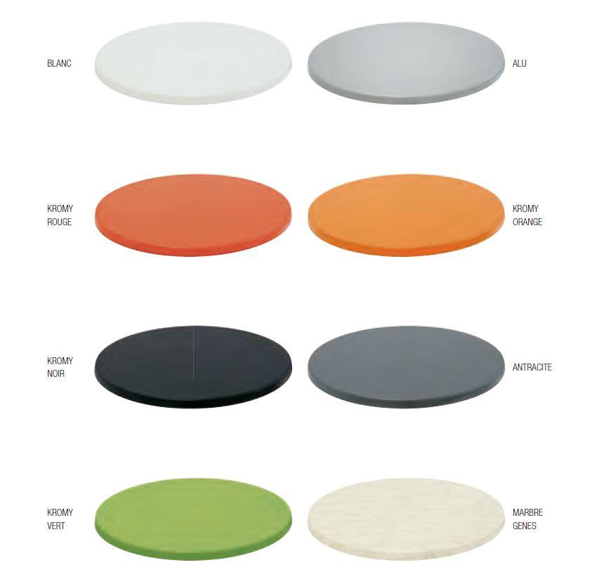 M0022 plateau de table carr le mobilier du pro for Matelas exterieur 80x120