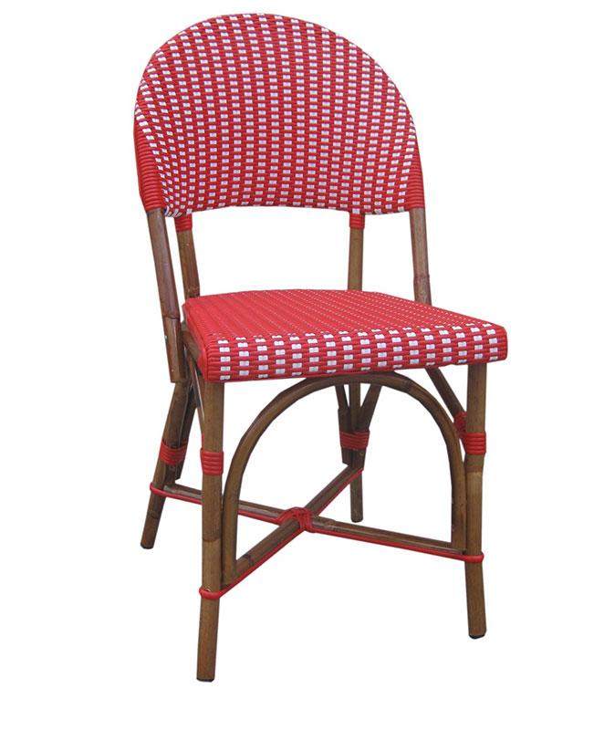 chaises d ext rieur en rotin le mobilier du pro
