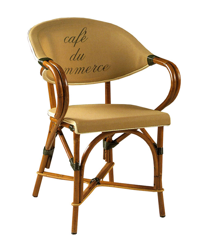 M0554 fauteuil le mobilier du pro for Mobilier rotin exterieur