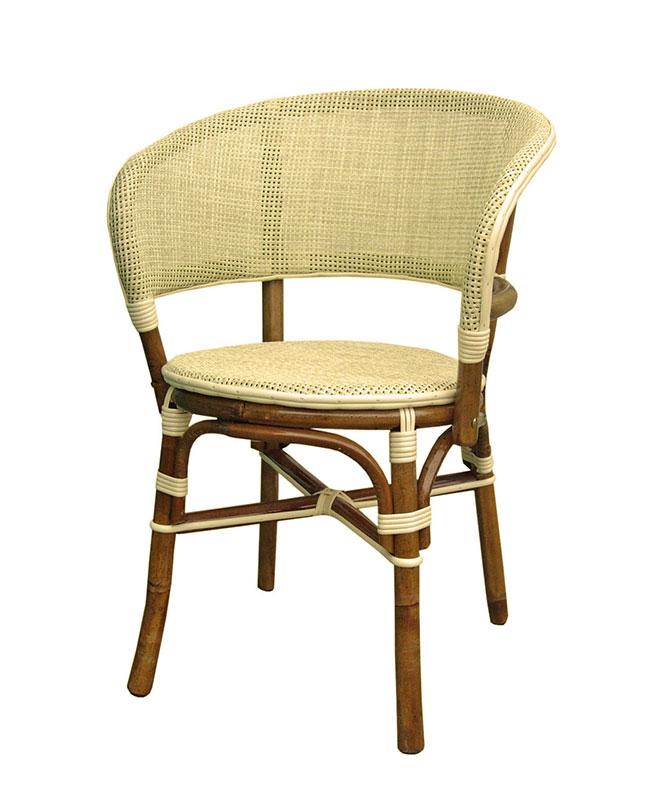 M0557 fauteuil le mobilier du pro for Mobilier rotin exterieur