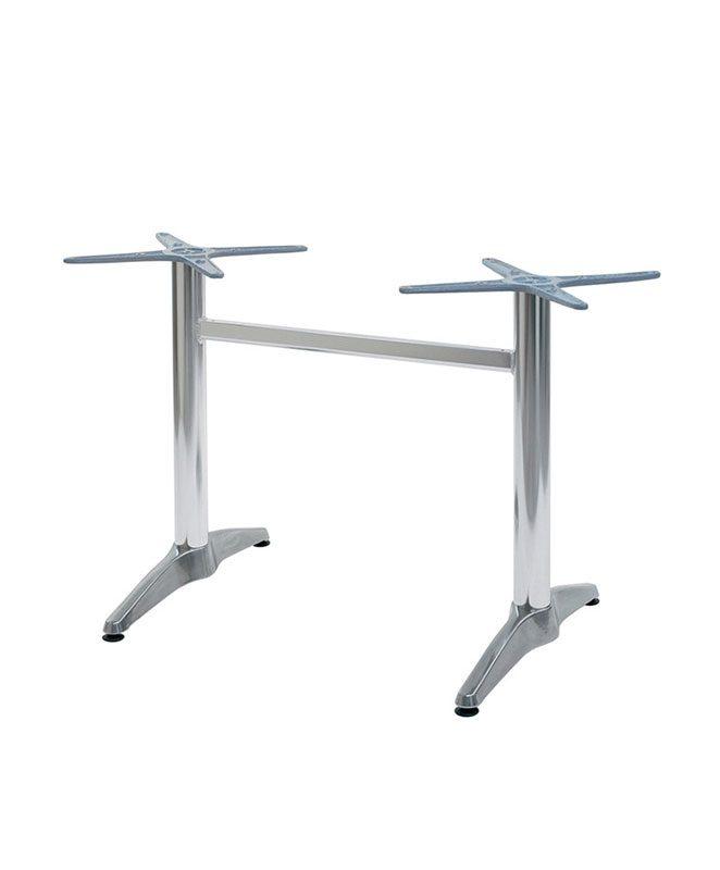 Pied De Table Exterieur.M0089 Pied De Table Double