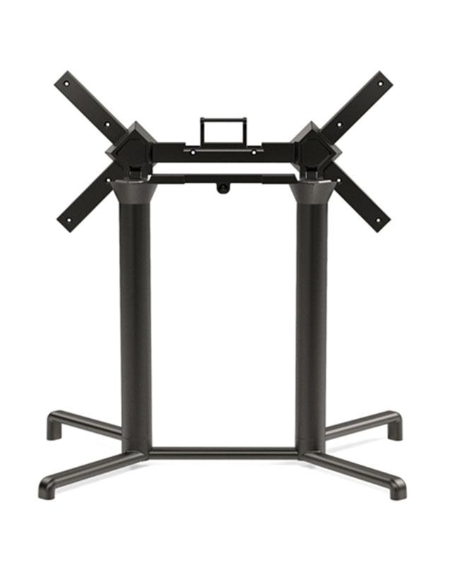 M0266 Pied De Table Double A Systeme Le Mobilier Du Pro