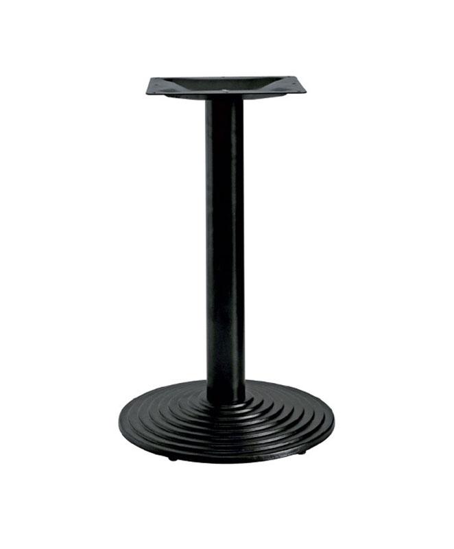 M0327 pied de table le mobilier du pro for Table exterieur fonte