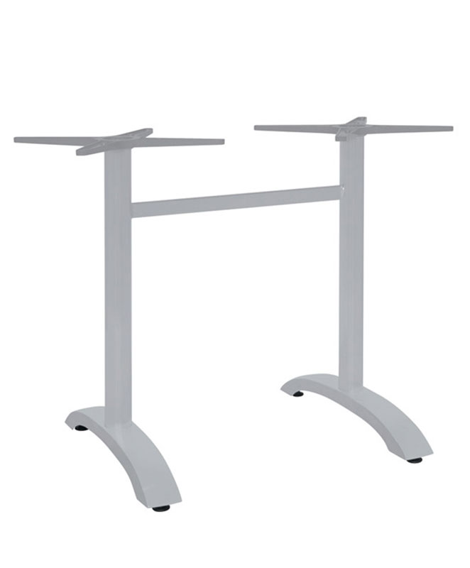 Pied De Table Exterieur.M0705 Pied De Table Double