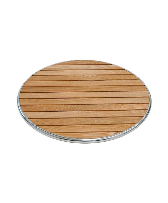 Plateau de table exterieur for Table exterieur de couleur