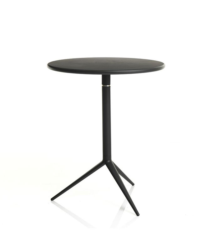 M0469 table avec plateau rabattable le mobilier du pro for Plateau table exterieur