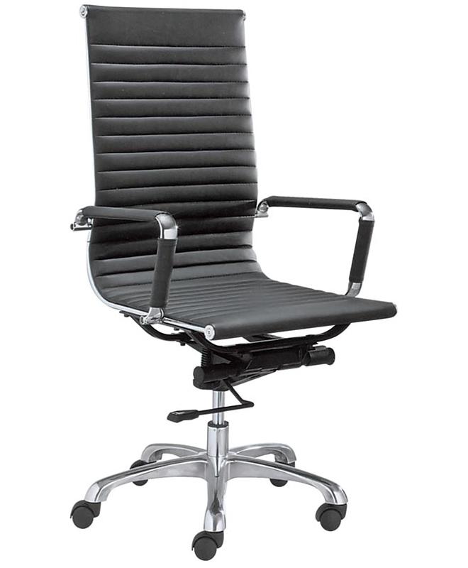 m0949 fauteuil de bureau grand dossier le mobilier du pro. Black Bedroom Furniture Sets. Home Design Ideas
