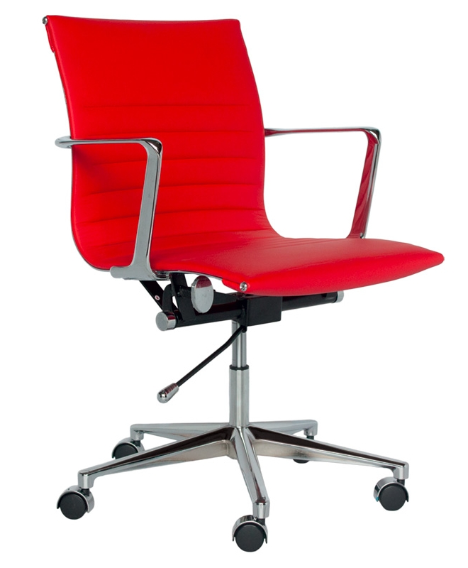 m0125 fauteuil de bureau petit dossier le mobilier du pro. Black Bedroom Furniture Sets. Home Design Ideas