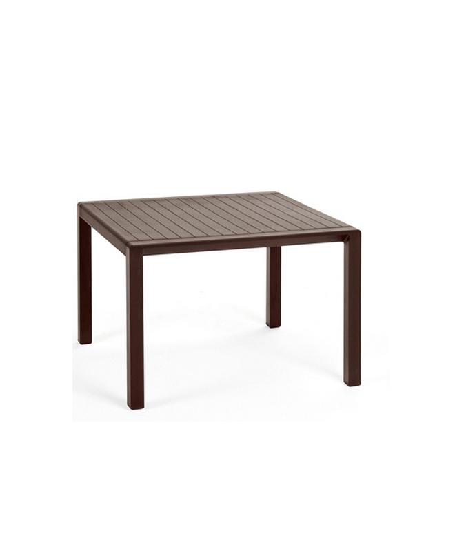 M0135 table basse 60x60 le mobilier du pro for Table exterieur 60x60