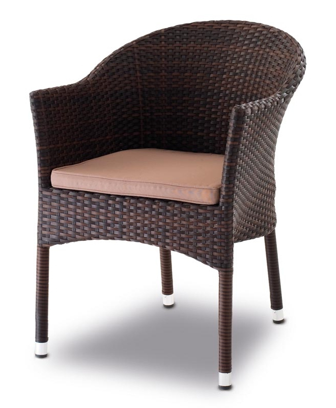 M1059 fauteuil club tress le mobilier du pro - Fauteuil tresse resine ...