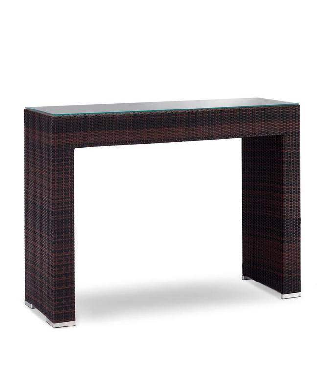 console en r sine tress e le mobilier du pro. Black Bedroom Furniture Sets. Home Design Ideas
