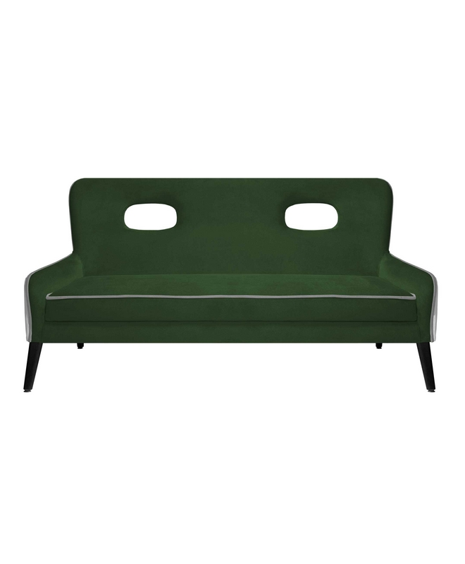 m1133 banquette lounge avec dossier ouvert le mobilier du pro. Black Bedroom Furniture Sets. Home Design Ideas