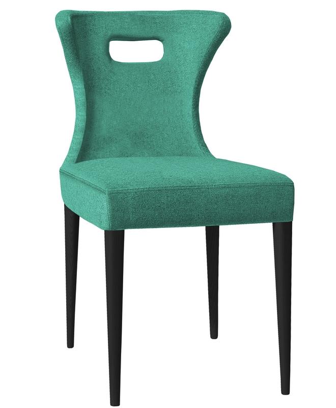 M1158 chaise haute avec dossier ouvert le mobilier du pro - Chaise haute avec dossier ...