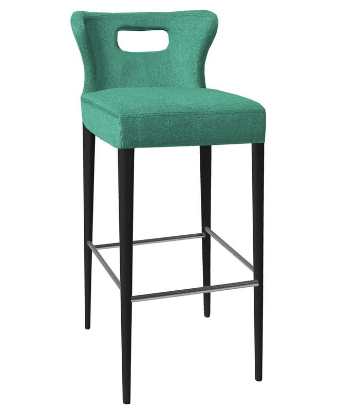 m1158 chaise haute avec dossier ouvert le mobilier du pro. Black Bedroom Furniture Sets. Home Design Ideas