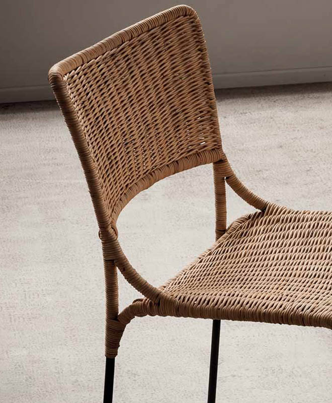 M1604 Chaise Bambou